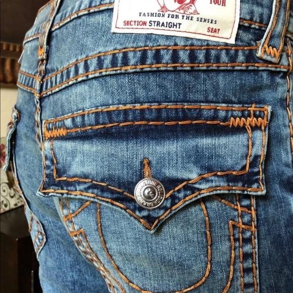 b63a5fe79 True Religion Men s Stretch Super T Jeans